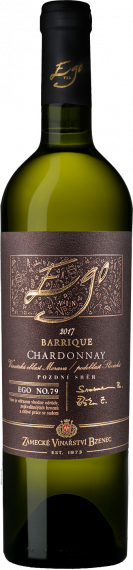 CH BARRIQUE 2017 EGO