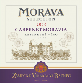 Morava Selection CM 2016_etiketa